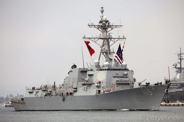 Trung Quốc vừa khai màn diễn tập 11 tuần, chiến hạm Mỹ bất ngờ có mặt ngoài bờ biển Thượng Hải