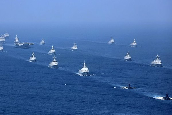 Vì sao Mỹ liên tục tăng cường hiện diện quân sự ở Biển Đông từ đầu năm?