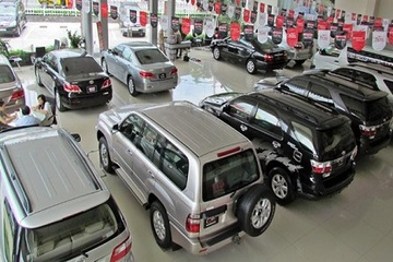 """Xe ô tô nhập khẩu """"lao dốc"""", giảm mạnh nhất là Indonesia với 81%"""