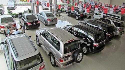 Xe ô tô nhập khẩu 'lao dốc', giảm mạnh nhất là Indonesia với 81%
