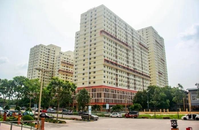 Ngân hàng lại rao bán hàng loạt căn hộ chung cư tiền tỷ