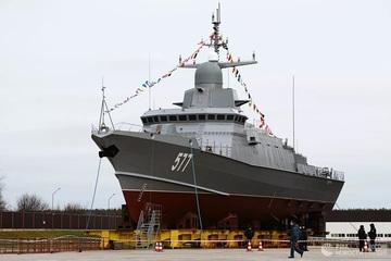Hạm đội Baltic nhận thêm trang bị 'khủng' với sáu tàu tên lửa loại nhỏ Karakurt