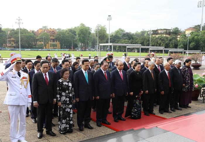 Kỷ niệm 130 năm ngày sinh Hồ Chí Minh