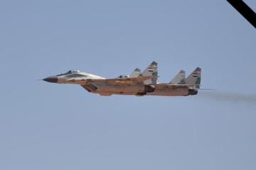 Tình hình Syria: Nga chuyển 6 tiêm kích MiG-29 của Syria tới Iran sửa chữa