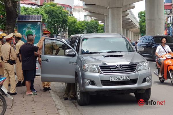 Phát hiện hàng loạt lái xe vi phạm nồng độ cồn mức khủng trong đợt tổng kiểm soát