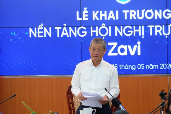Bộ TT&TT khai trương nền tảng Hội nghị trực tuyến Zavi