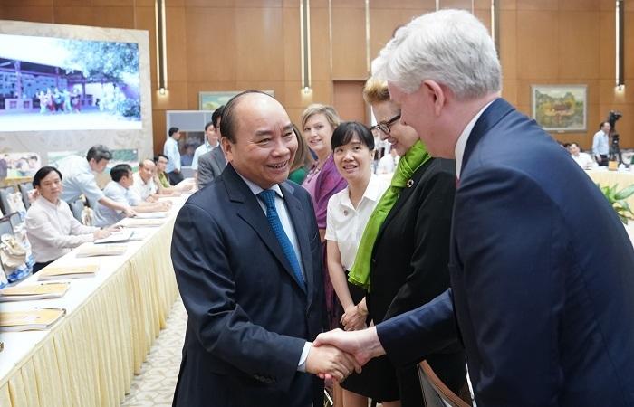 Thủ tướng chủ trì Hội nghị toàn quốc về Phòng, chống thiên tai, tìm kiếm cứu nạn