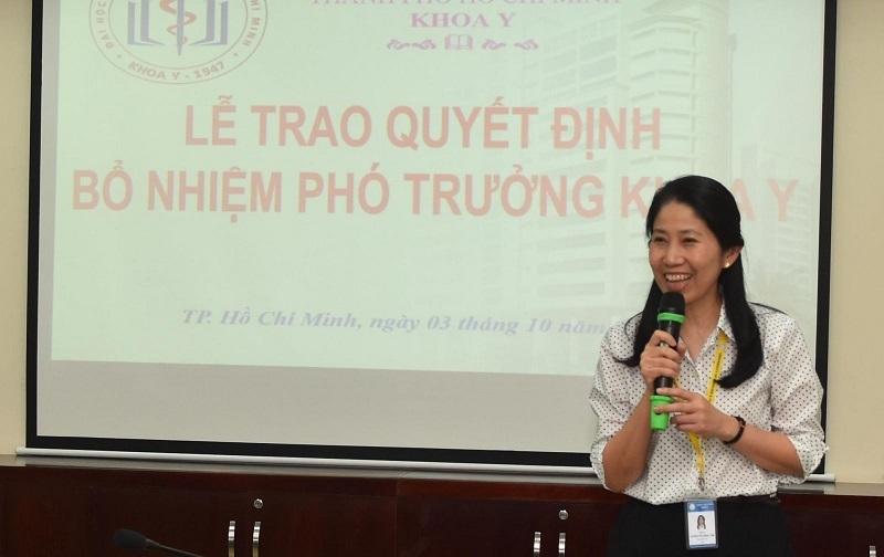 Gặp người phụ nữ cắm lá cờ Việt Nam trên bản đồ Y học sinh sản thế giới