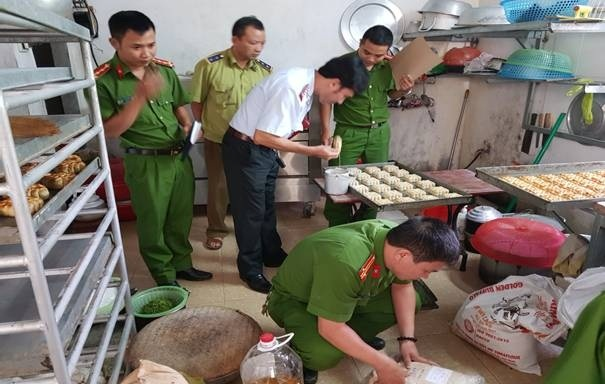 Hà Nam kiểm tra liên ngành về an toàn thực phẩm