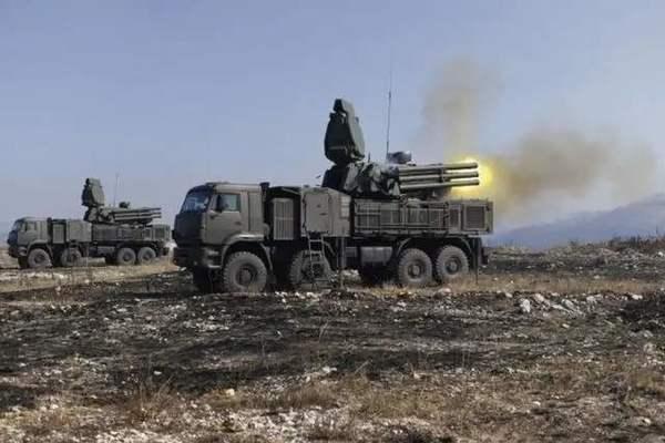 Hệ thống Pantsir-S1 lập đại công cho Nga khi diệt 32 UAV ở Syria?