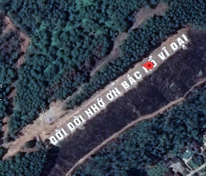 Nhân sinh nhật Bác, giới trẻ hào hứng tìm kiếm 'tọa độ tự hào' trên Google Maps