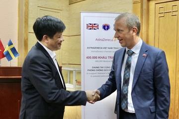 Đại sứ Anh cảm kích khi công dân Anh được chữa trị Covid-19 tại Việt Nam
