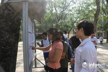 Điểm chuẩn vào lớp 10 tại Hà Nội được tính thế nào?