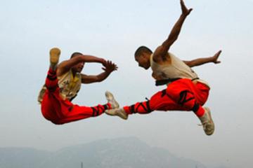 'Cao thủ' kung fu trổ tài nấu ăn tuyệt đỉnh