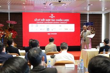 Nam Long ký thỏa thuận chiến lược với hàng loạt nhà cung cấp uy tín