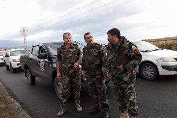 Tình hình Syria: Quân đội Syria 'rắn mặt', buộc phái đoàn quân đội Mỹ quay đầu