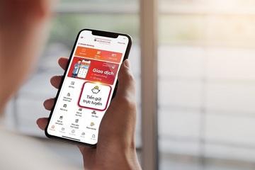 """Mở """"sổ tiết kiệm"""" siêu tiện lợi trên ứng dụng Agribank E-Mobile Banking"""