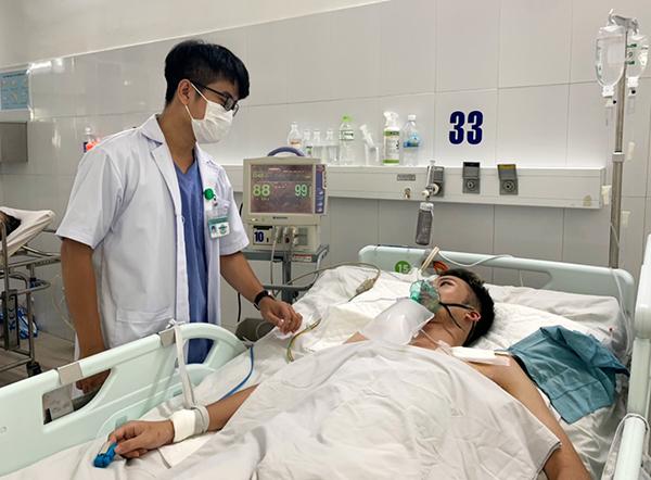 Đà Nẵng: Kích hoạt 'báo động đỏ', cứu sống du khách đuối nước, ngừng thở hơn 20 phút
