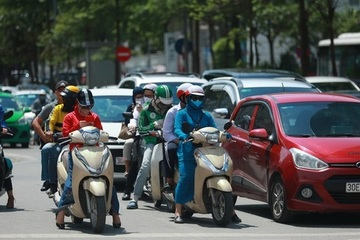 Chỉ số tia UV ở Hà Nội ngày 21/5 cao ngất ngưởng: Da bạn bị ảnh hưởng như thế nào?