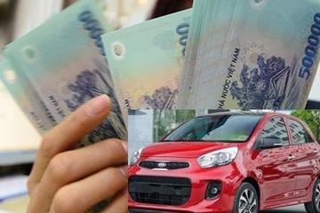 Có 300 triệu đồng, tôi có nên vay thêm ngân hàng để mua ô tô chạy dịch vụ?