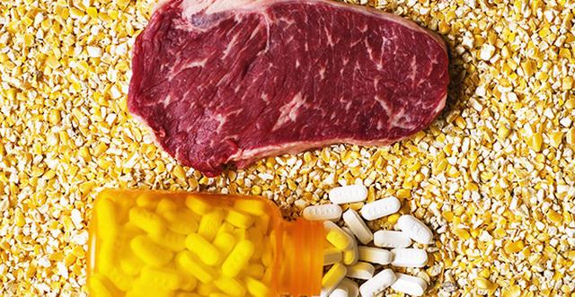 Nguy cơ kháng kháng sinh từ chính thực phẩm ăn hàng ngày