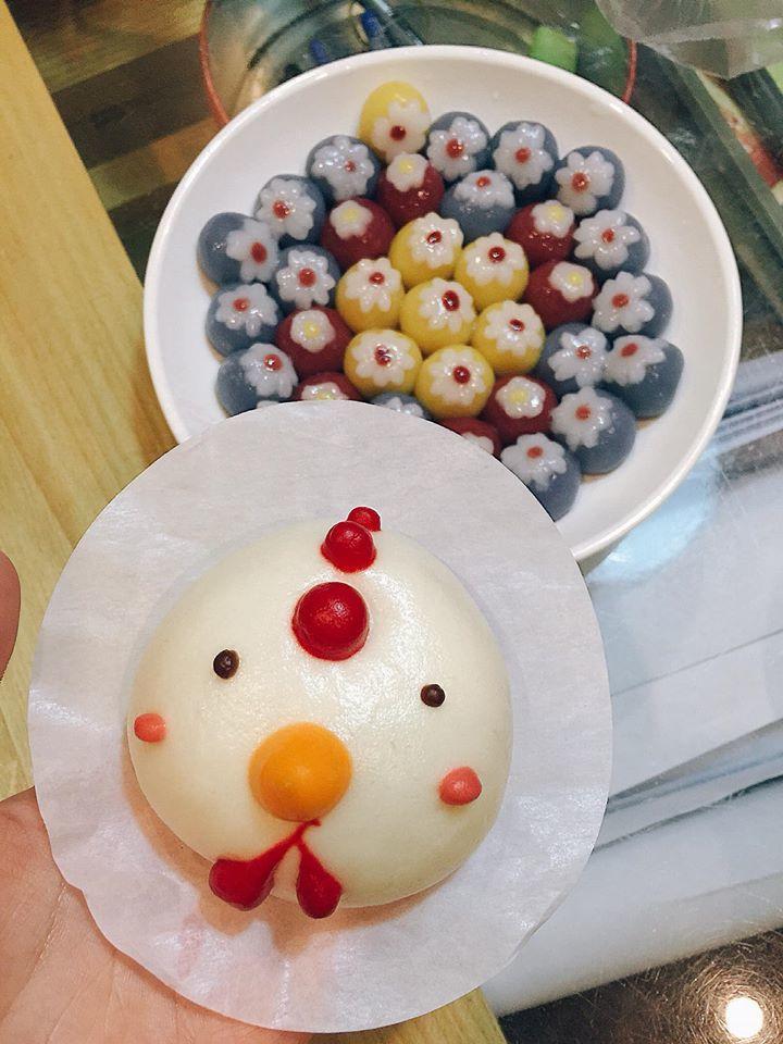 cách làm bánh sáng tạo 1