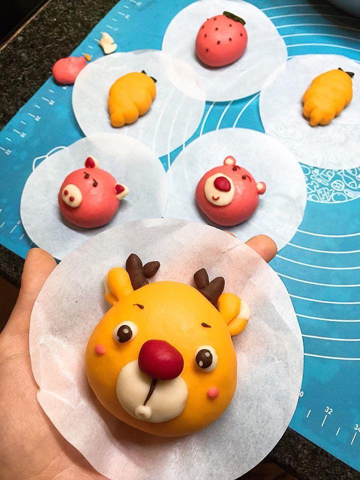 cách làm bánh handmade
