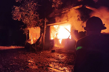 Đà Nẵng: 3 giờ xảy ra hai vụ cháy, nguy cơ cháy rừng ở cấp báo động cao nhất
