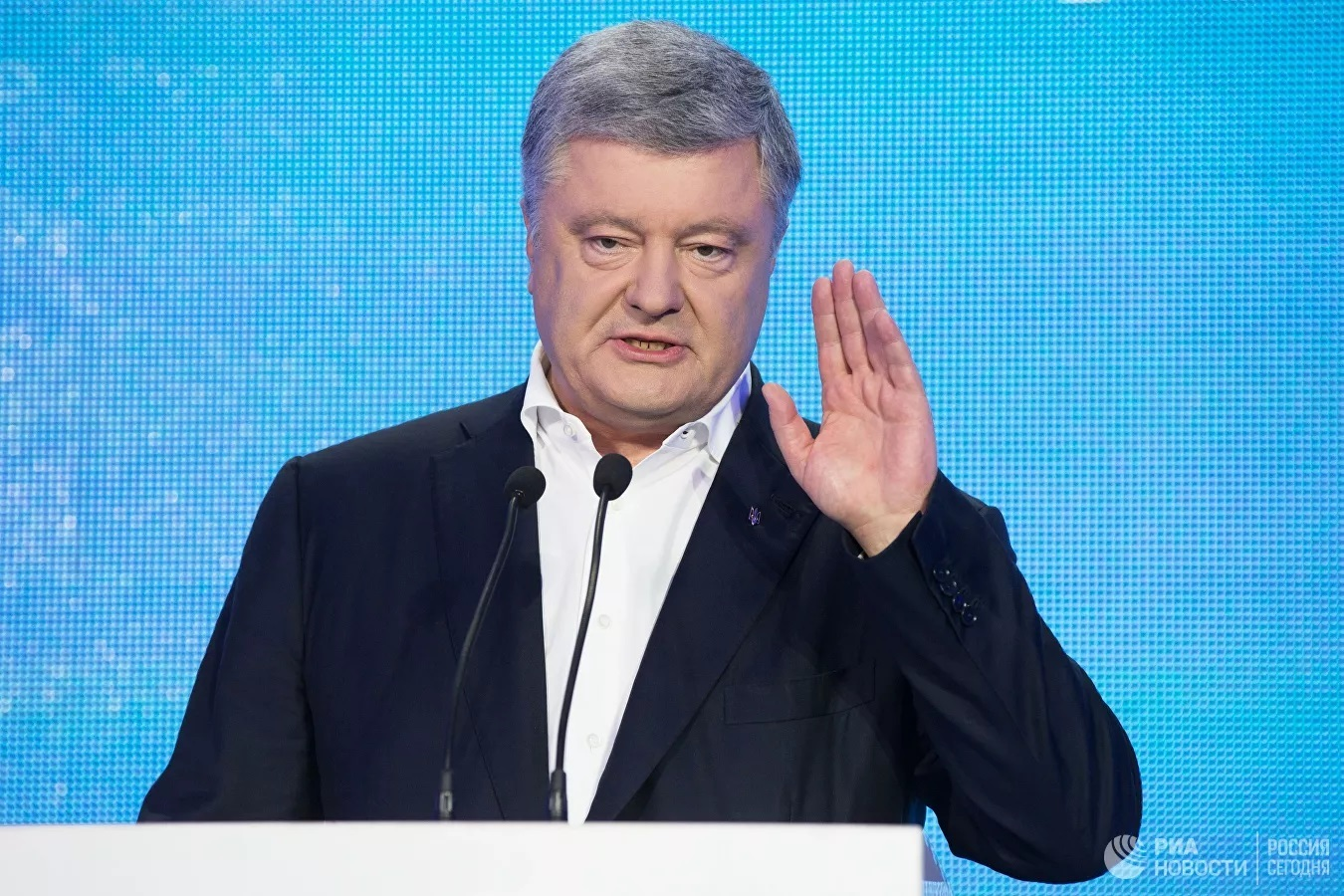 Tiết lộ bí quyết giảm cân của cựu Tổng thống Ukraine Poroshenko