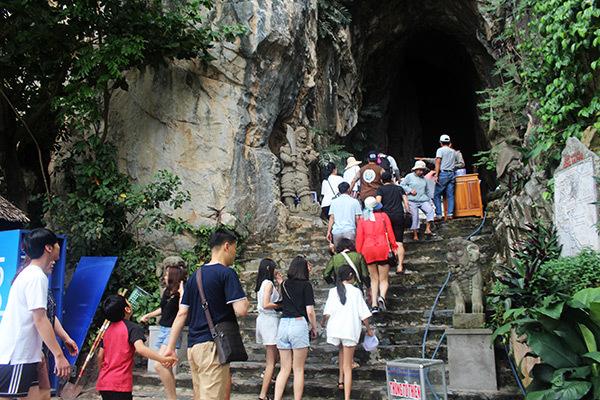 Đà Nẵng: Miễn phí tham quan danh thắng Ngũ Hành Sơn và các bảo tàng trong 3 tháng