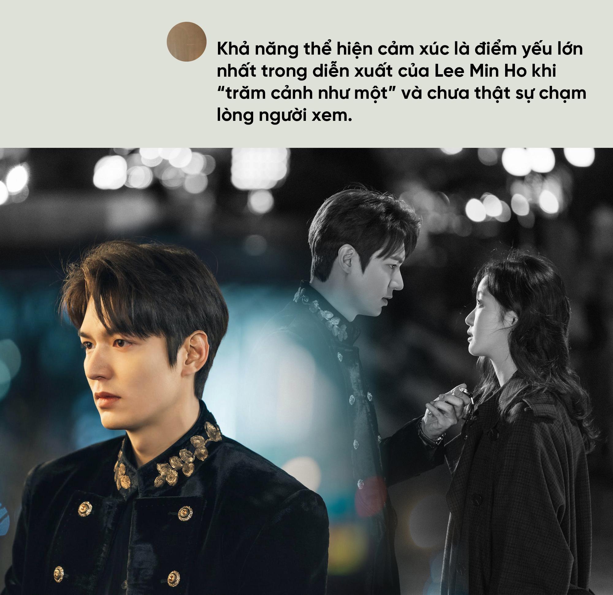 Lee Min Ho - Chàng 'hoàng tử' một màu nhưng vẫn được si mê