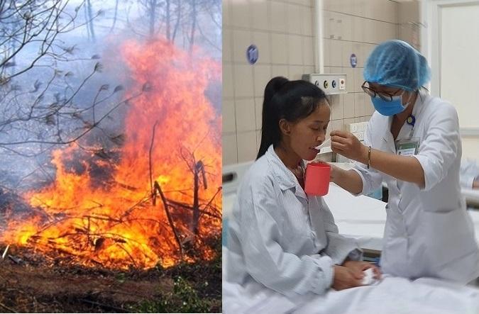 Mải miết đốt nương, người phụ nữ tỉnh lại thấy mình trong bệnh viện