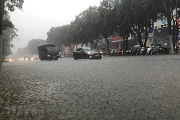 Tin mưa lớn diện rộng ở miền Bắc, dự báo thời tiết Hà Nội hôm nay và tuần tới