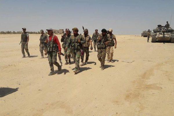 Tình hình Syria: Nga tố Mỹ làm IS trỗi dậy, Iran bị nghi rút quân khỏi Syria
