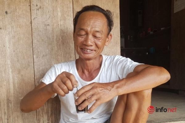Cựu lính đặc công 17 năm sống trên 'ốc đảo' giúp kiểm lâm giữ rừng