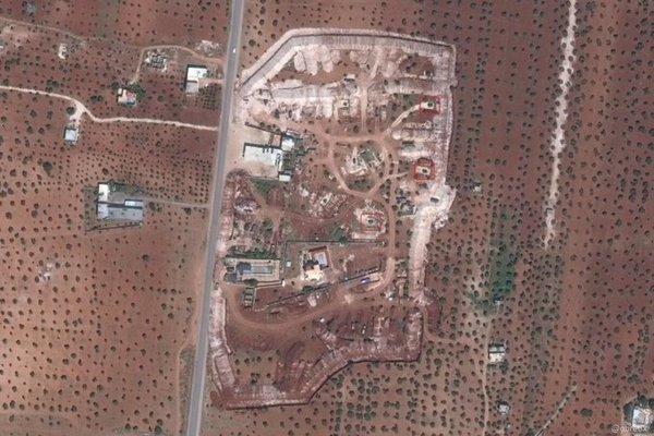 Tình hình Syria: Nga - Mỹ lại chạm mặt, lộ diện tên lửa Thổ Nhĩ Kỳ ở Syria