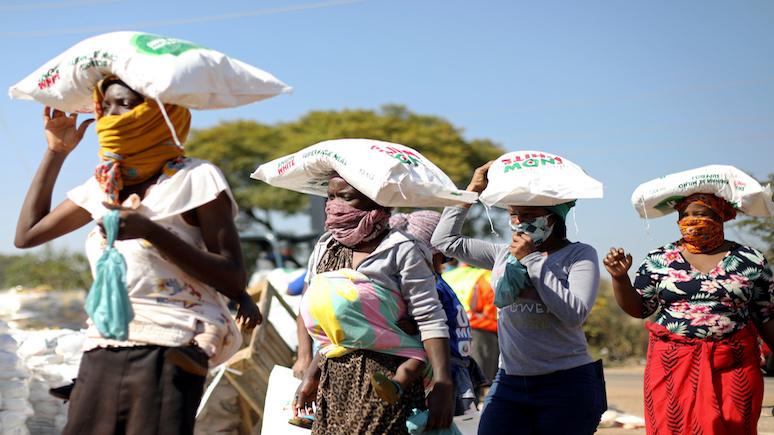 Phong trào Chữ thập đỏ cảnh báo về 'ba mối đe dọa lớn' ở Đông Phi