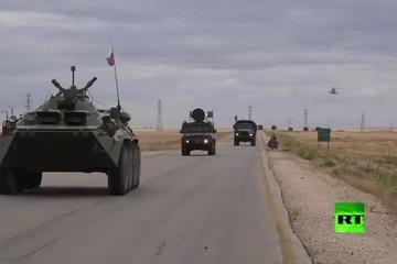 Tình hình Syria: Máy bay lạ nghi của Mỹ lại gần căn cứ quân sự Nga