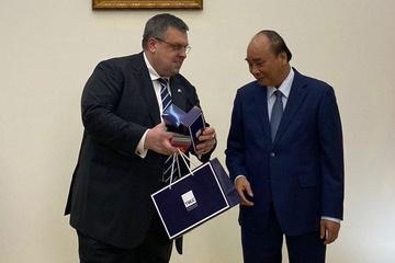 Việt Nam và Nga đẩy mạnh hợp tác kinh tế sau khi kết thúc đại dịch