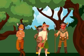 Giải câu đố giúp nhà thám hiểm thoát khỏi bộ tộc ăn thịt người