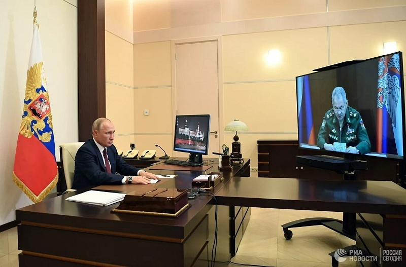 TT Putin ấn định ngày tổ chức Lễ duyệt binh kỷ niệm 75 năm Ngày Chiến thắng