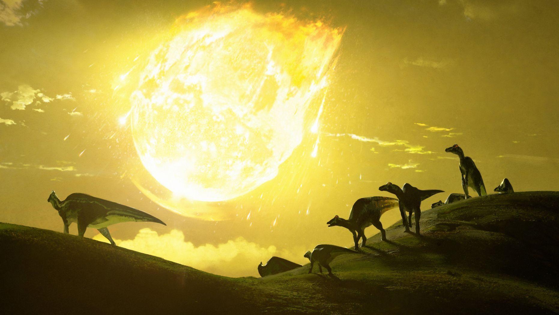 Giải mã vụ va chạm tiểu hành tinh với trái đất khiến khủng long tuyệt chủng