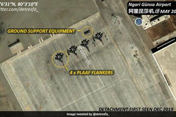 Trung Quốc mở rộng căn cứ ngay 'sát vách' Ấn Độ