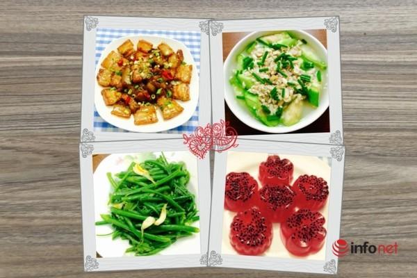ăn gì tối nay 4 món hấp dẫn