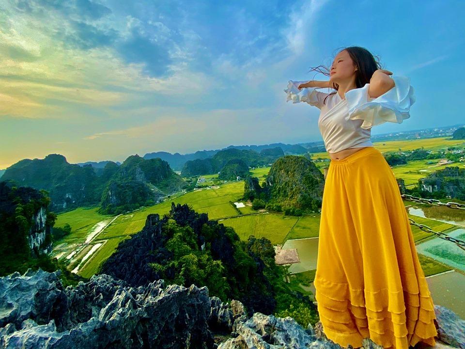 Đừng lỡ mùa lúa chín ở Tam Cốc, Ninh Bình