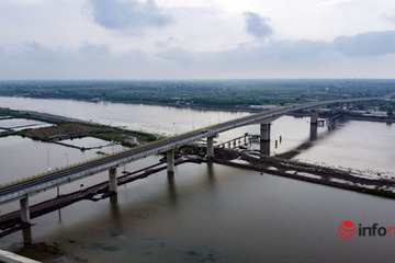 Cầu Thịnh Long hoạt động, người dân bớt vất vả hơn, du lịch Nam Định thêm cơ hội phát triển