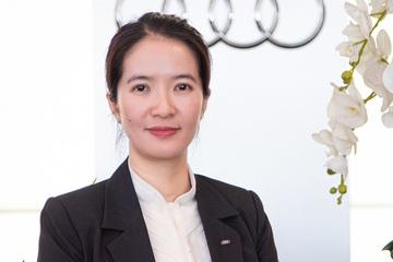 Nữ Giám đốc ngân hàng 8X làm Phó tổng giám đốc Audi Việt Nam