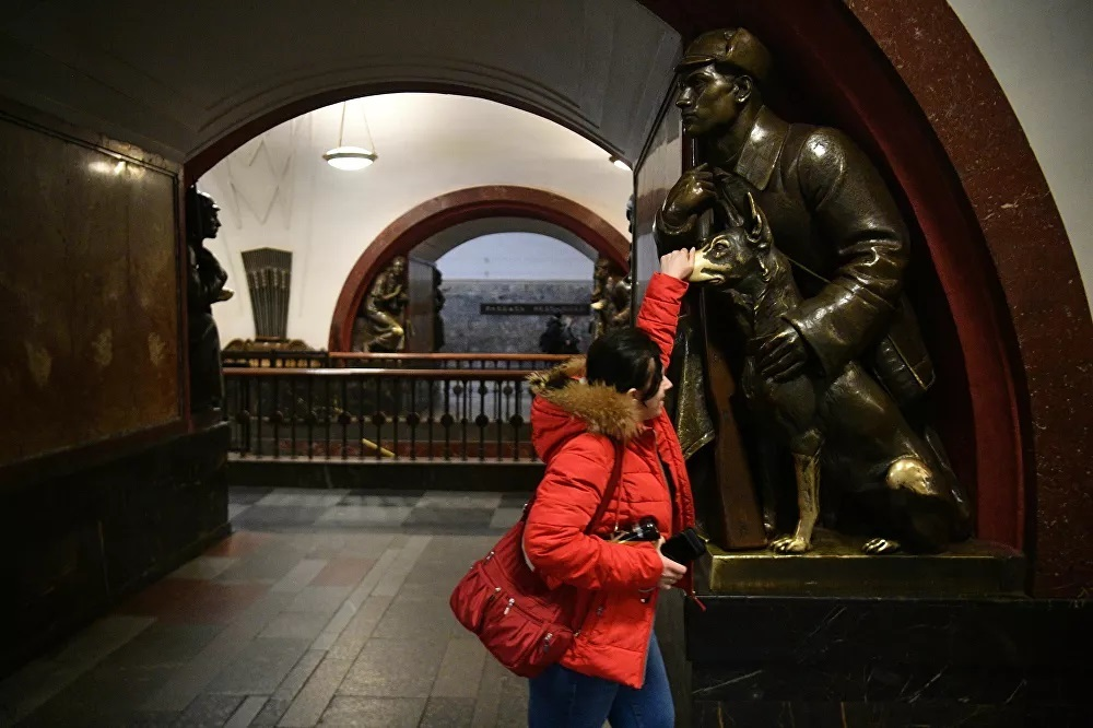 Moscow Metro kỷ niệm 85 năm: Kiệt tác kiến trúc đẹp nhất thế giới