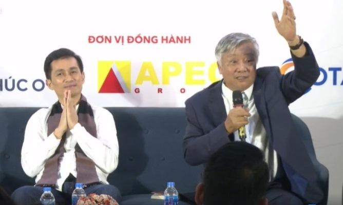 Chủ tịch Vinaconex Đào Ngọc Thanh: Kinh doanh bất động sản không phải cứ vào sàn là có tiền đút túi