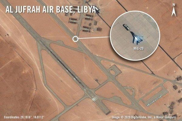 Ông Putin lại 'ra tay' đảo lộn ý đồ của Mỹ ở Libya?